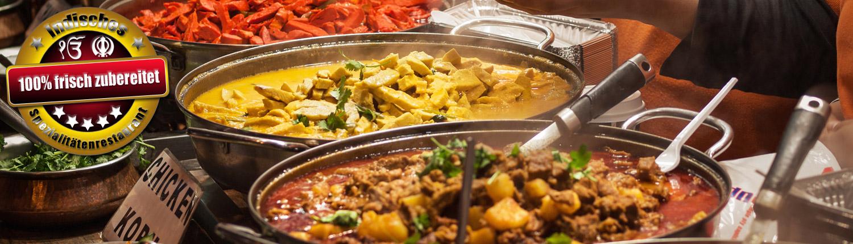 taj mahal - indisches restaurant | küche - Tamilische Küche